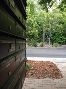 The Pilgrimage to these mailboxes is social nirvana