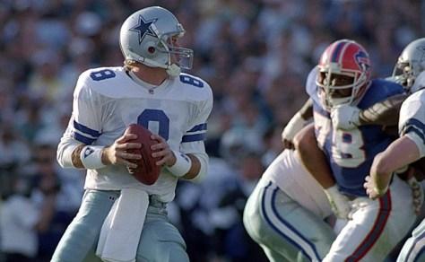 Troy Aikman, Dallas Cowboys, Super Bowl 27