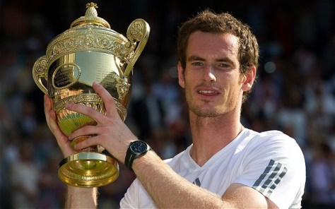 Andy Murray wants another Slam