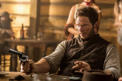 Don't mess with Chris Pratt's card game