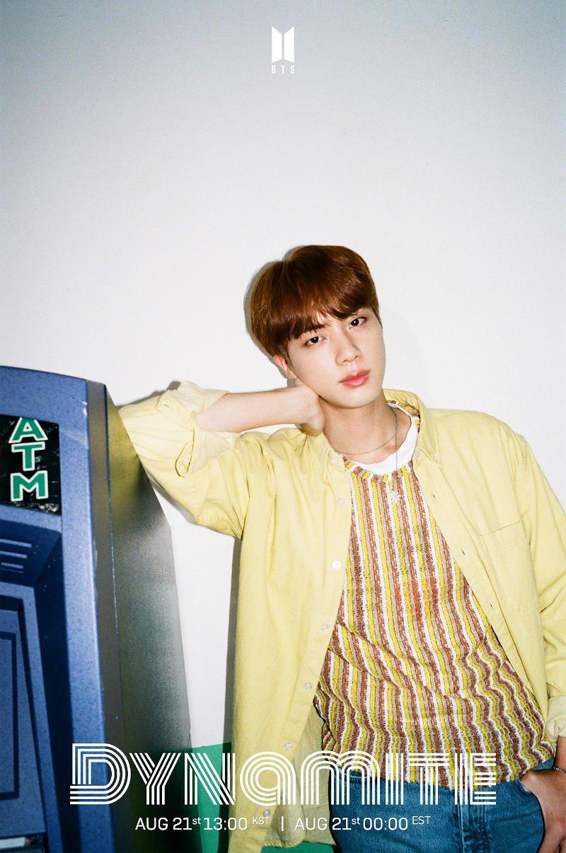 BTS 'Dynamite' Teaser Photos: Jimin'Dynamite' Teaser Photos: Jin