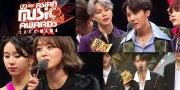 รวมรางวัล 2018MAMA: BTS & TWICE คว้ารางวัลแห่งปี