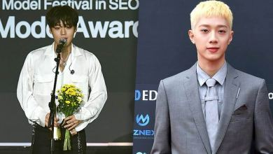 Photo of จีฮุน & ควานลิน ส่งข้อความถึง Wanna One หลังรับรางวัลที่งาน 2019 Asia Model Awards