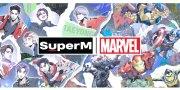 SuperM × Marvel เปิดเผยคอลเลคชันพิเศษในการโปรโมตอัลบัม 'Super One'