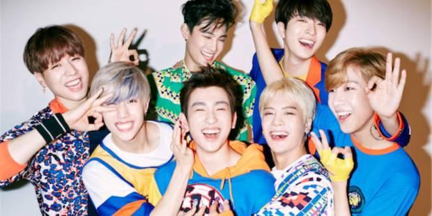 GOT7 Kpop Group