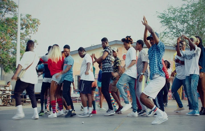 Eddie Khae – Do The Dance (Official Video)