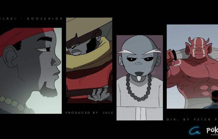 Official Video - Worlasi - Booze High
