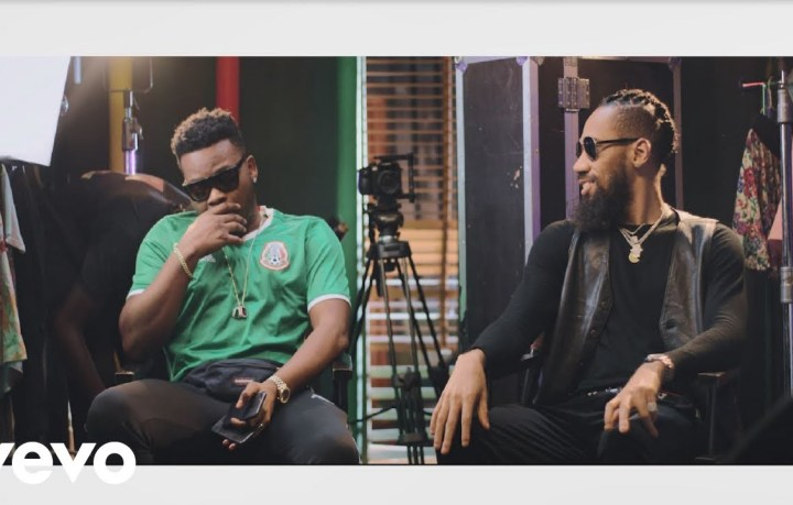 Official Video - Phyno Ft. Olamide - Onyeoma