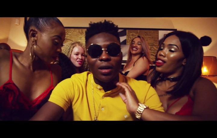 Official Video - Reekado Banks - Pull Up