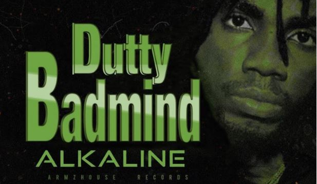 Download MP3: Alkaline – Dutty Badmind (Prod  by ArmzHouse
