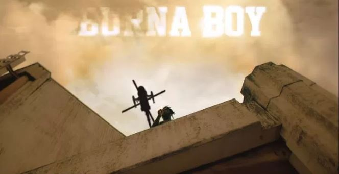 Official Video: Burna Boy – Gbona