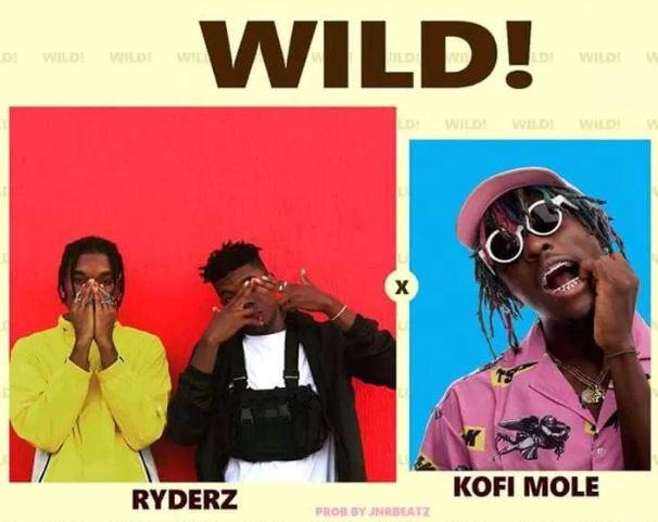 Ryderz x Kofi Mole – Wild! (Prod. By JnrBeatz)