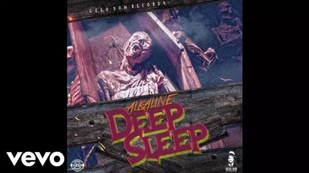 Download MP3: Alkaline – Deep Sleep (Prod  By Gego Don Records)