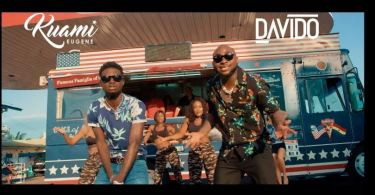 Official Video-Kuami Eugene - Meji Meji Ft. Davido