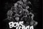R2Bees – Boys Kasa Ft. King Promise x Kwesi Arthur x Darkovibes x RJZ x Spacely x Humble Dis x Medikal & B4Bonah (Prod. By Killmatic and Killbeatz)