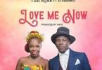 Feli Nuna – Love Me Now (Feat. Stonebwoy) (Prod. By MOG Beatz)