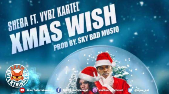 Download MP3: Vybz Kartel Ft. Sheba – Xmas Wish (Prod. By Bad MusiQ)