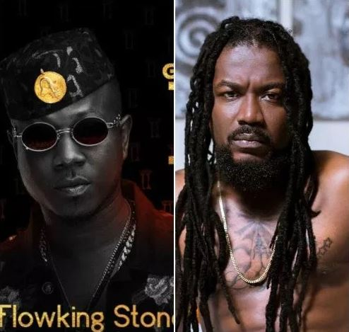 Download MP3: Flowking Stone – Run Dem Ft. Samini (Prod. By SmokeyBeatz)