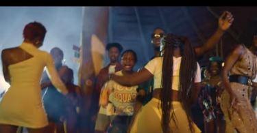 Download MP3: Official Video: Stonebwoy – Kpo K3K3 Ft. Medikal, Kwesi Arthur, DarkoVibes, Kelvyn Boy