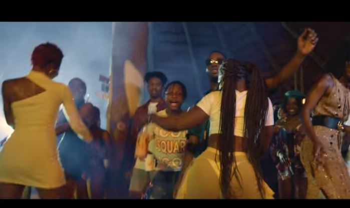 Download MP3: Official Video: Stonebwoy – Kpo K3K3 Ft. Medikal, Kwesi Arthur, DarkoVibes, Kelvyn Boy