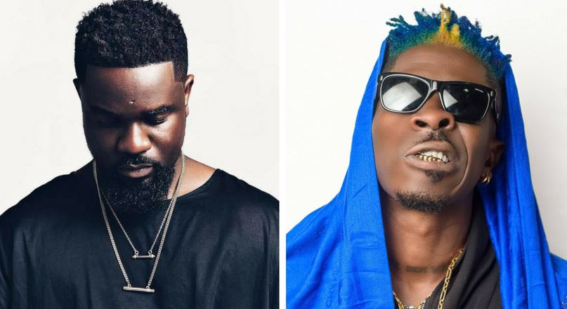 Download MP3: Sarkodie x Shatta Wale – MVP (Prod by MOG Beatz)