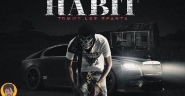 Download MP3: Tommy Lee Sparta – Habit (Mobstyle Riddim)