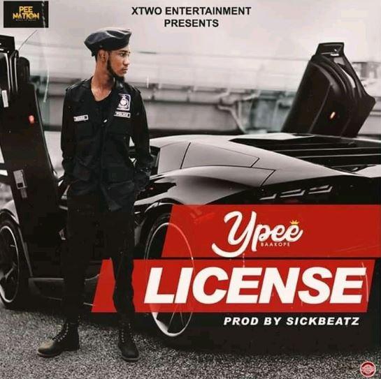 Ypee – License (Prod. By SickBeatz)