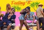 Download MP3: 1CeDi – Feeling It Ft. TeePhlow (Prod By Kv Bangerz)