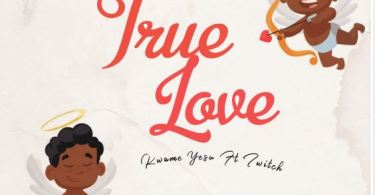 Download MP3: Kwame Yesu – True Love Ft Twitch (Prod by Quamina MP)