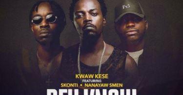 Download MP3: Kwaw Kese – Dey Know Ft. Skonti X Nanayaw Smen (Prod by Yung Nyams)