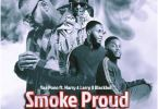 Download MP3: Yaa Pono – Smoke Proud Ft Harry & Larry x Blackboi (Prod by Deworm)