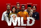 Download MP3: King Maaga x Yaw Berk x Rashelle Blue x Mr Drew x Krymi – Wild Ft. Kuami Eugene (Prod by MOG Beatz)