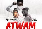 Download MP3: Koo Ntakra – ATWAM Ft. Pope Skinny (Prod by Qhola Beatz)