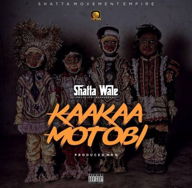 Download MP3: Shatta Wale – Kaakaa Motobi (Prod. by MOGBeatz)