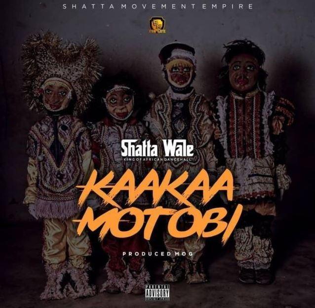 Download MP3: Shatta Wale – Kaakaa Motobi (Prod. by MOGBeatz)