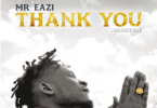 Download MP3: Mr Eazi – Thank You (Freestyle)