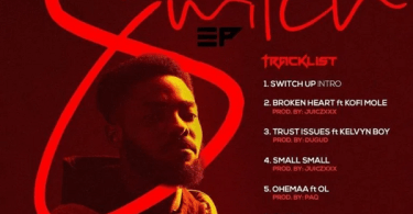 Eddie Khae – Trust Issues Ft Kelvynboy mp3 download(Prod. By Dugud)