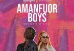 Khalifina Ft Sister Deborah – Amanfuor Boys mp3 download