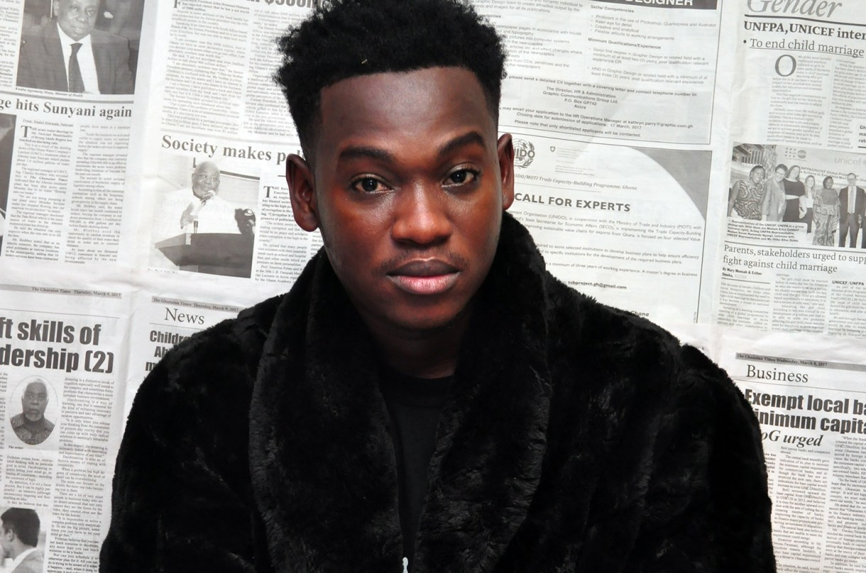 Koo Ntakra, Ghanaian rapper