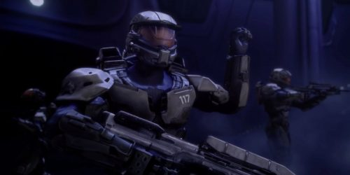Showtimes Halo Series to Begin Filming in 2019