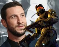 Pablo Schreiber is HALOs Master Chief – STARBURST Magazine