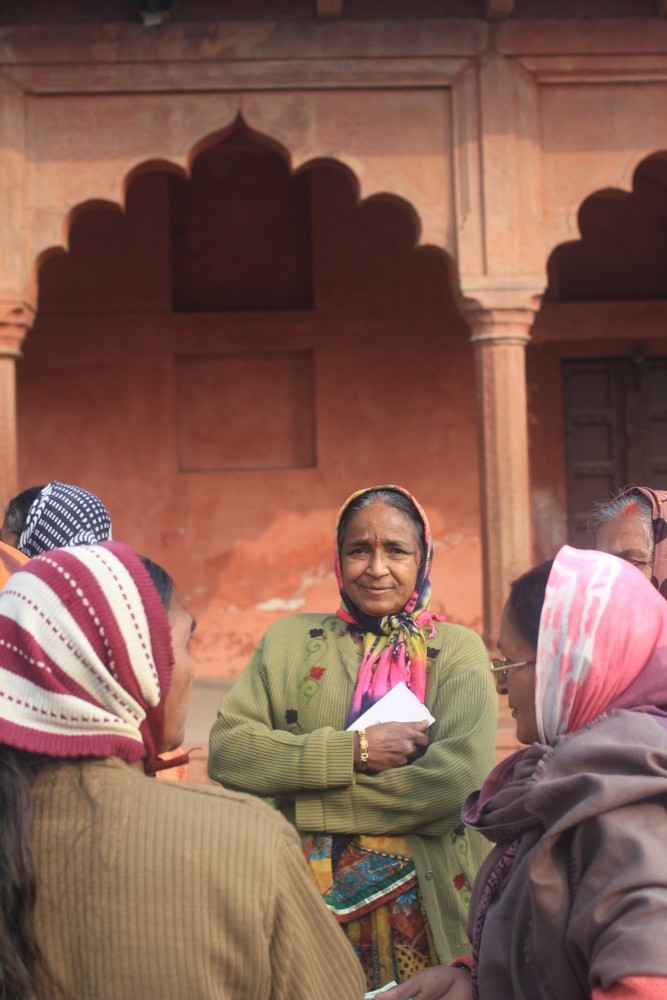 6 TRAVEL W:FEM EYES(agra, India,2012).