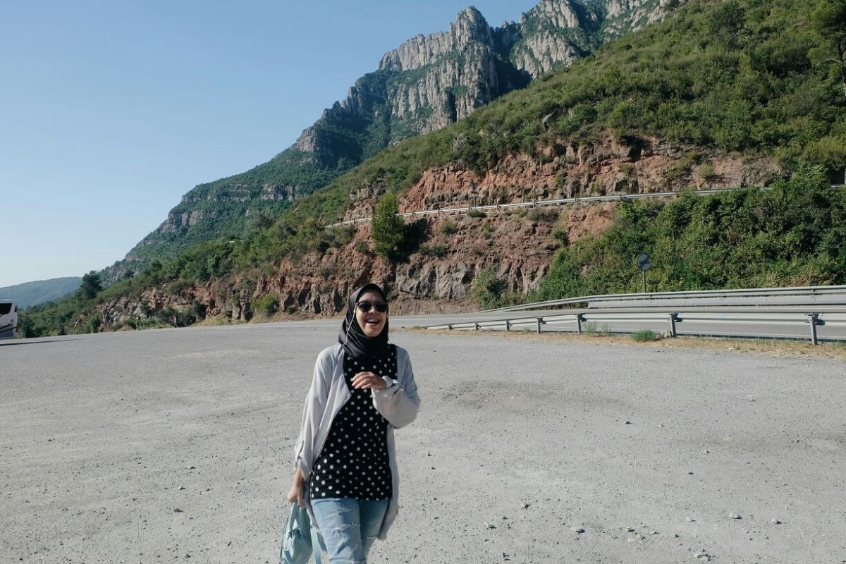 Sebuah Titik Balik di Montserrat