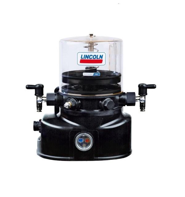 Lincoln Quicklub P502 - 1-litre 12-volt Lubrication Pump