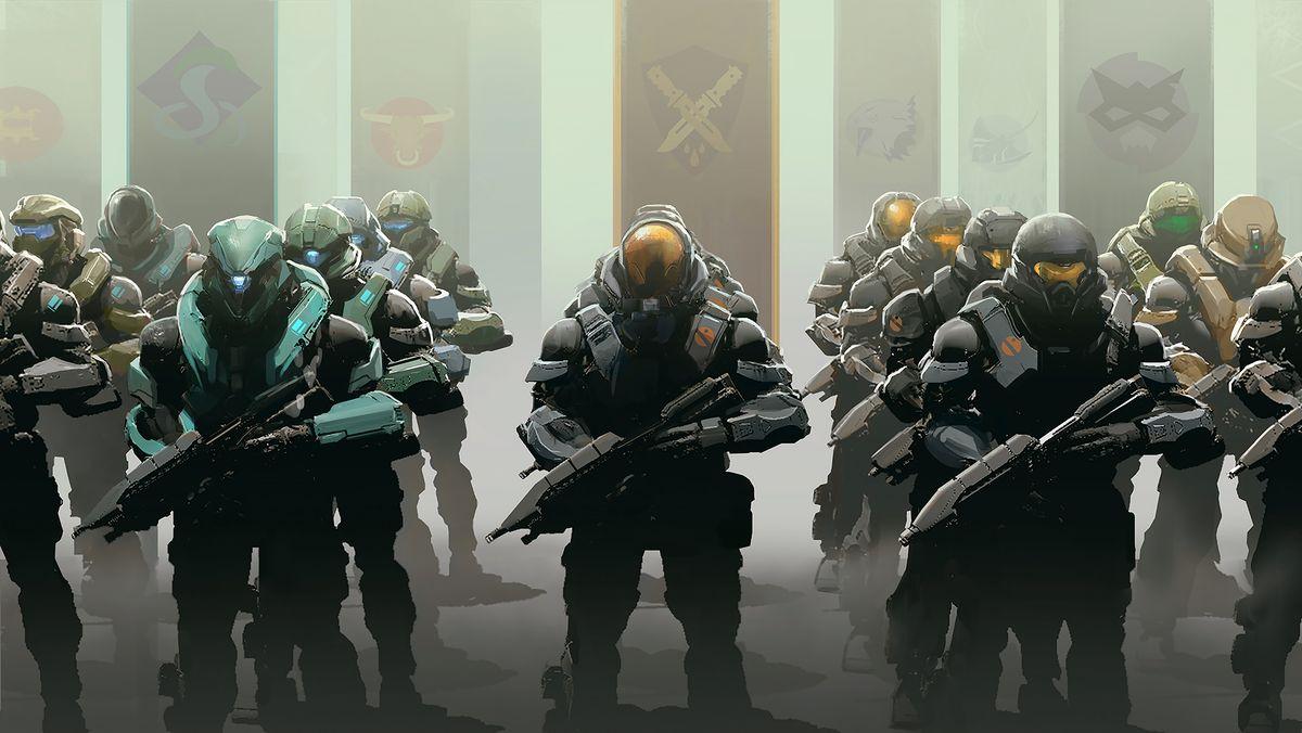 King Of The Fall Wallpaper Spartan Iv Program Halopedia The Halo Encyclopedia