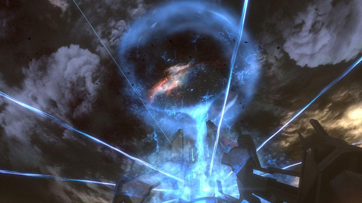King Of The Fall Wallpaper Slipspace Portal Halopedia The Halo Encyclopedia
