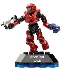Lego Halo Mega Bloks Spartan Vale - Year of Clean Water