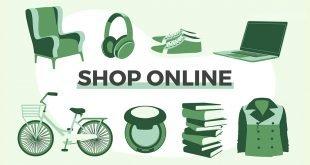 Pekerjaan Online Shop