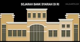Bagaimanakah Sejarah Bank Syariah di Indonesia