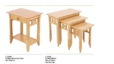 Annaghmore Occasional Furniture - Florida beech Range
